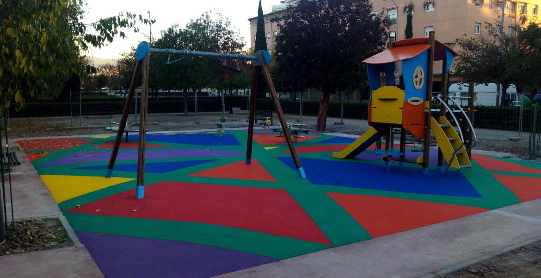 poliurea parques