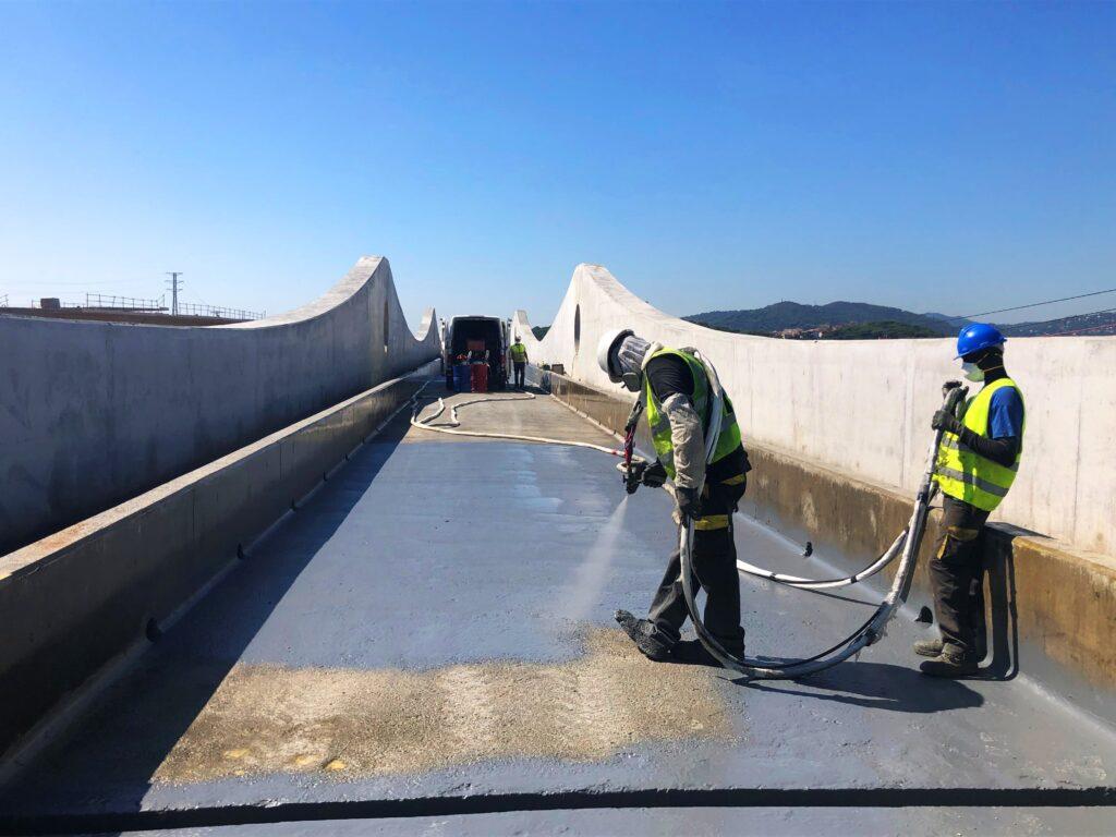 Tablero de puente