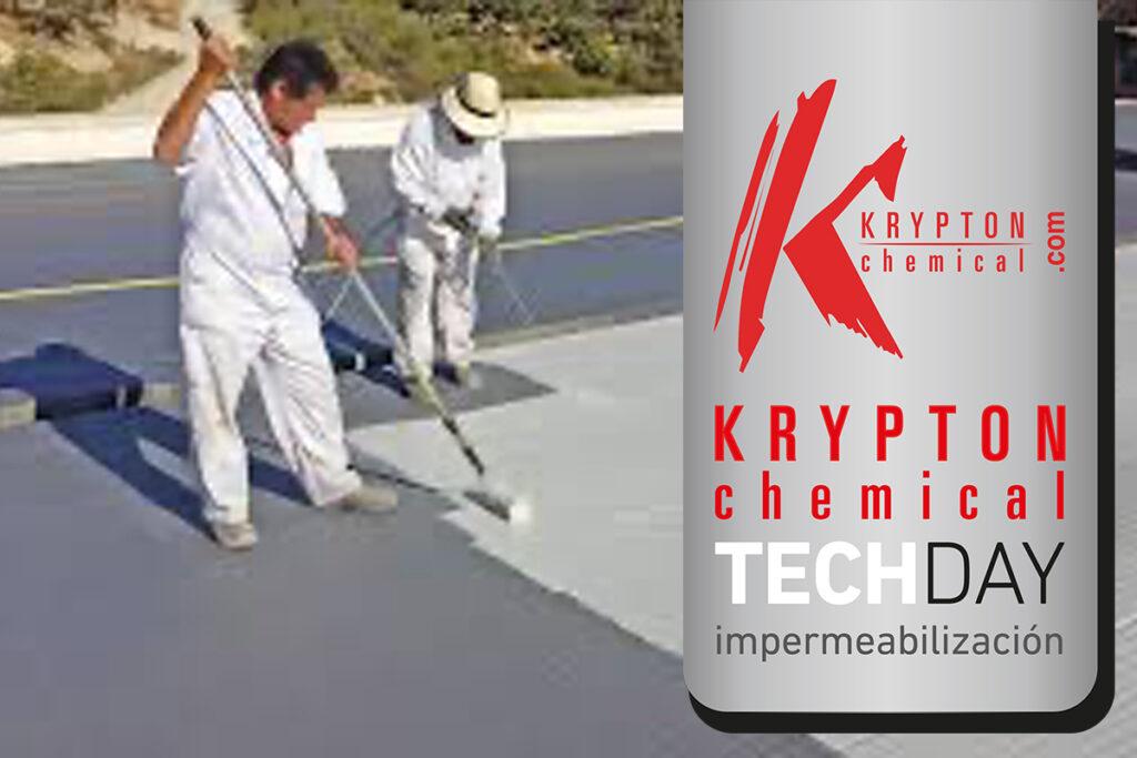 Krypton Chemical Tech Day