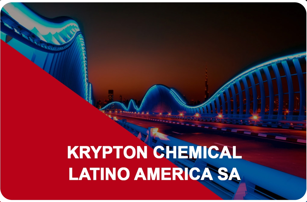 Krypton Latino America