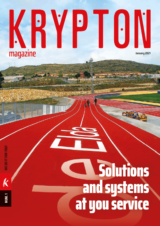 Revista Krypton Chemical